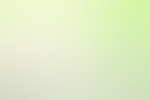 Soft Green Light  White  Gradi...