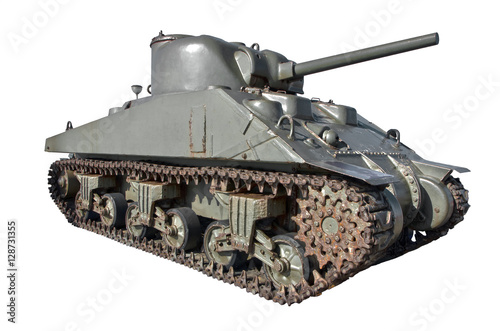 Fotografie, Obraz  Panzer
