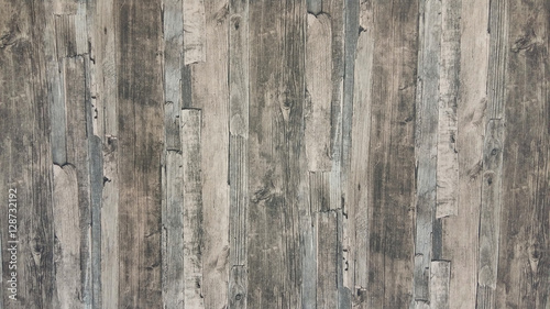 Photo sur Toile Bois Plank Wood Wall Textures For text and background