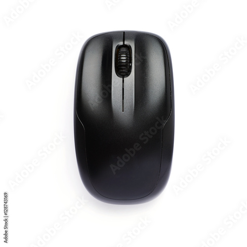e70bdc81a0b Wireless computer mouse isolated over white background - Buy this ...