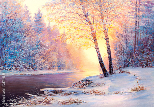 christmas-forest-with-river