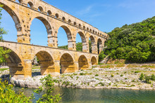 Pont Du Gard Is The Highest Ro...