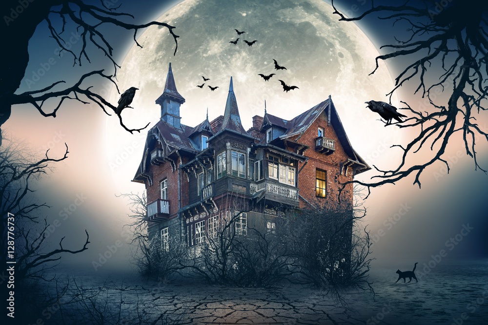Haunted Spooky House