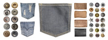 Collection Of Various Jeans Pa...