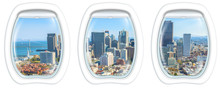 Three Plane Windows On San Fra...