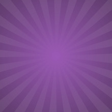 Sunburst Purple Background Vec...