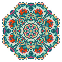 Abstract Ornate Elements For Design