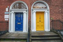 Vintage Doors In Dublin