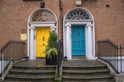 Stampe  Georgian doors in Dublin