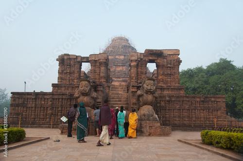 Fotografie, Obraz  Konark Sun Temple India