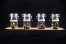 Assorted Cannabis Bud Strains ...