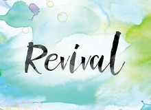 Revival Colorful Watercolor An...
