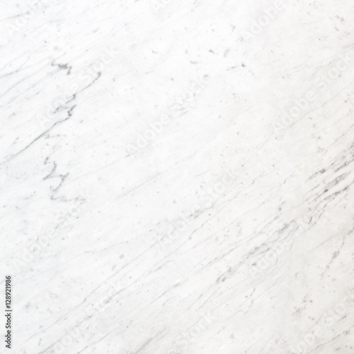 Tuinposter Betonbehang White marble texture for background