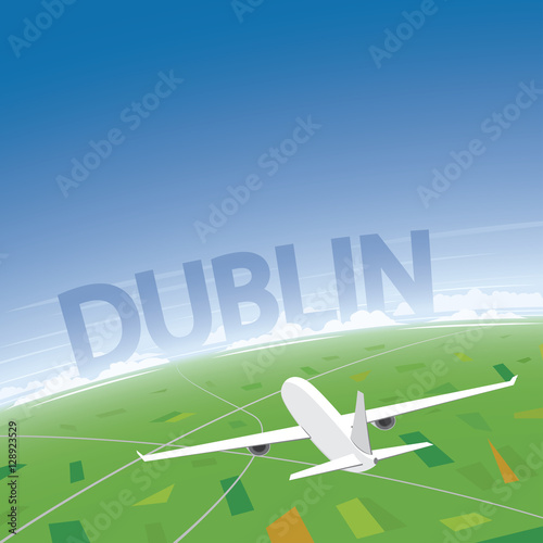 Photo  Dublin Flight Destination