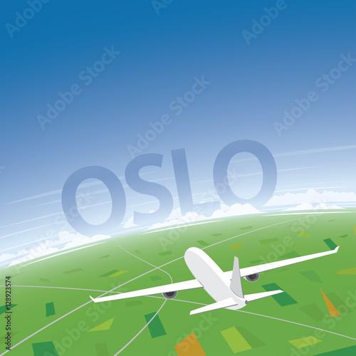 Photo  Oslo Flight Destination