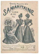 Antique Fashion Shop Advertisi...