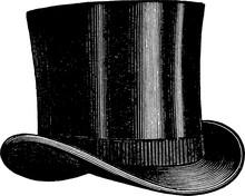 Vintage Picture Hat