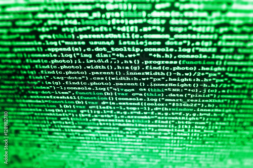 Big data database app  Computer script typing work  IT coding on