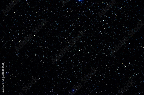 Fotografie, Tablou  Stars and galaxy outer space sky night universe background