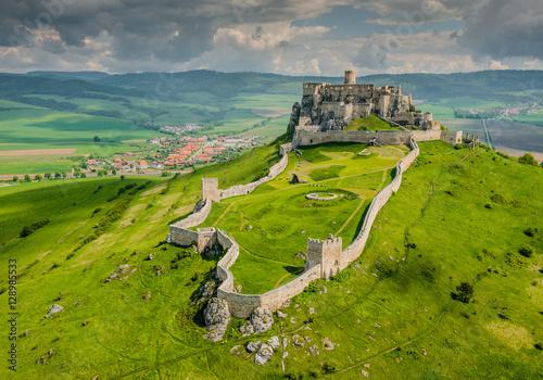 Fotografie, Obraz  Spis Castle
