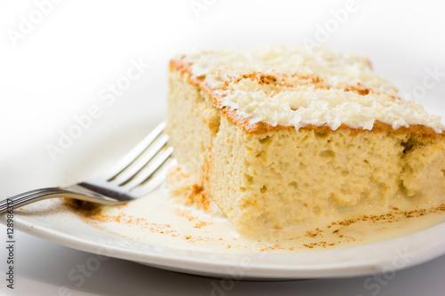 Photo  Three milk cake