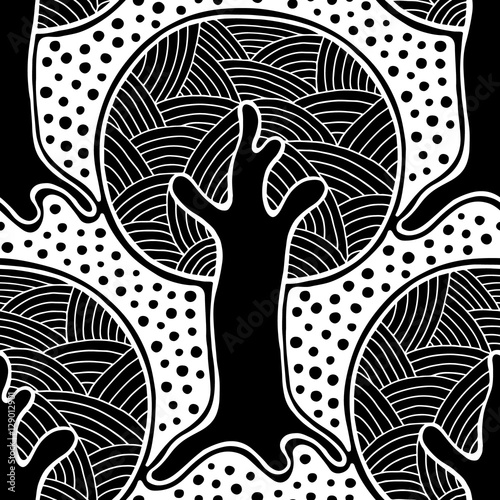 czarno-biala-grafika