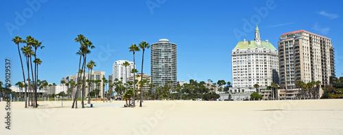 Fényképezés  Long beach in California, USA