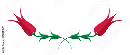 Fotografia  pattern vector A