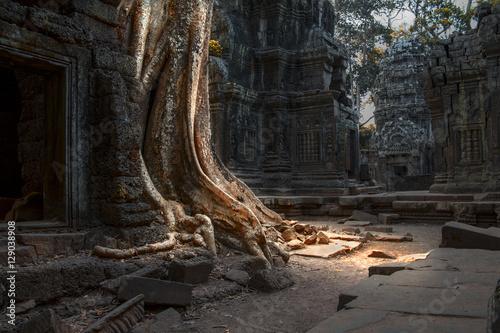 In de dag Bedehuis Ta Phrom