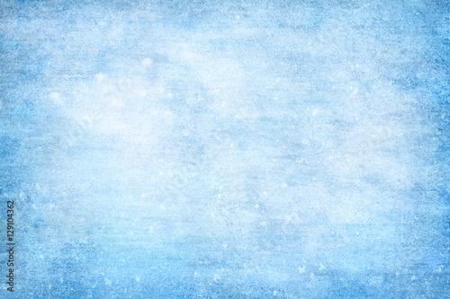 Photo  Ice blue background