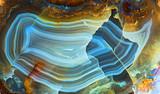 Fototapeta Kamienie - agate texture