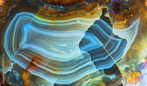 In de dag Stenen agate texture