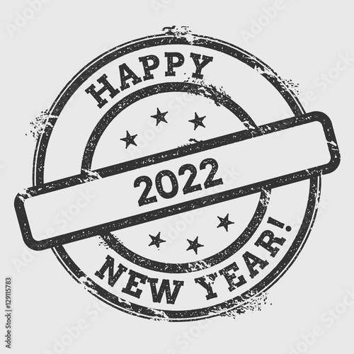Poster  Happy 2022 New Year!