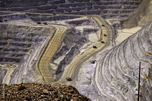 Fotografia, Obraz  Open Pit Mine