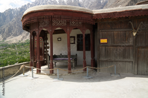 Papiers peints Fortification Baltit fort in Karimabad, Hunza valley, Pakistan