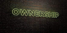 OWNERSHIP -Realistic Neon Sign...