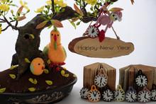 Happy New Year, Vietnam Tet Background