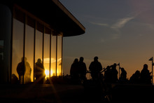 Abendstimmung Auf Norderney