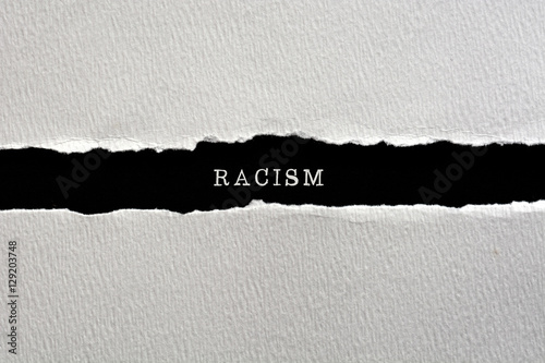 Valokuva  Racism.
