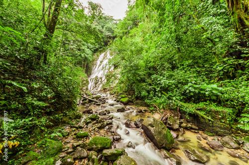 Fotografie, Obraz  Chorro el Macho, a waterfall in El Valle de Anton, Panama
