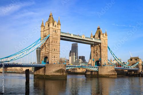 Poster London Tower Bridge on Sunny Day ,London United Kingdom