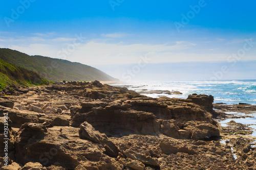 Foto op Canvas Zuid Afrika Isimangaliso Wetland Park beach, South Africa