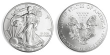 Silver Eagle Coin