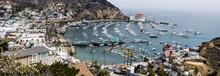 Panoramic Photo Of Avalon Harb...