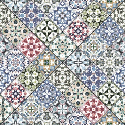 rozowe-i-zielone-abstrakcyjne-wzory