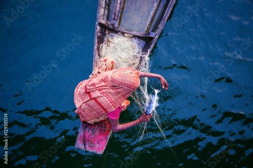 Photo Fishing, Bangladesh