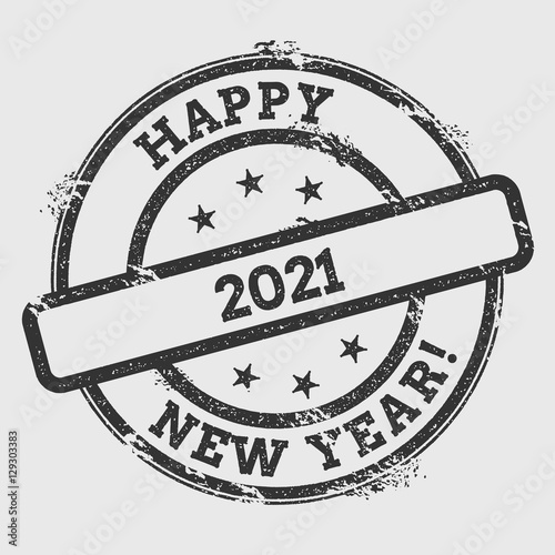 Poster  Happy 2021 New Year!