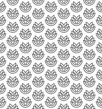 Wheat Ears Seamless Pattern