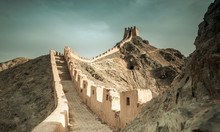Jiayuguan Great Wall Of Ming D...