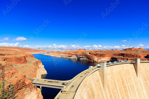 Cadres-photo bureau Barrage Glen Canyon Dam